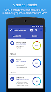 Turbo Booster (Limpiador) Screenshot