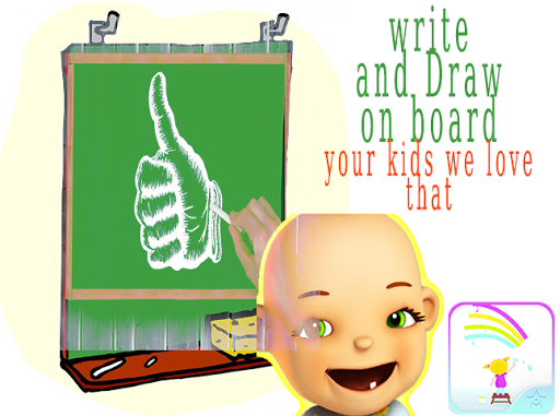 Easy Drawing Board for Kids