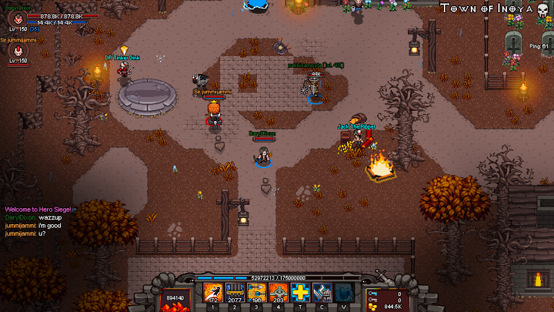 Hero Siege: Pocket Edition Screenshot 6
