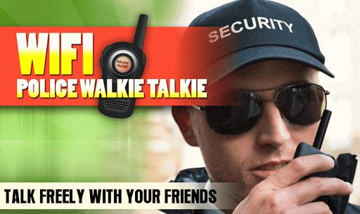 Walkie Talkie Free calls 2019 | Wifi Free PTT 1.6 screenshots 1