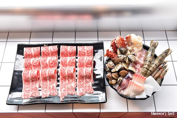 台北松山區-夠夠肉 (光復店)浮誇裝潢 美味火鍋 聚會好去處!