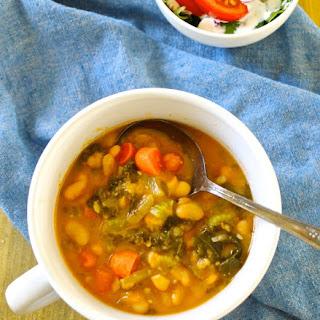 Ribollita (Tuscan Bean Stew)