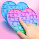 Pop It Antistress 3d - Fidget Relaxing Game icon