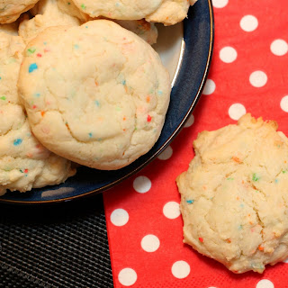 Cake Mix Cookies and a Giveaway for Trudeau Holiday Baking Essentials