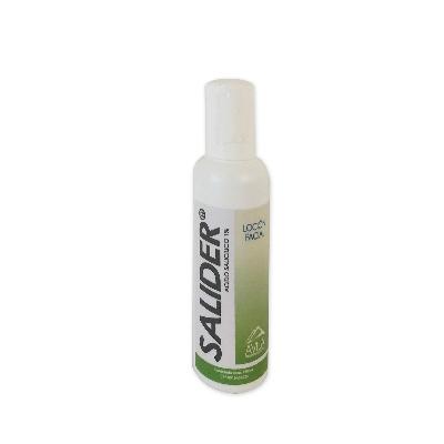 Salider Locion Facial Acne Acido Salicilico 1%  120 Ml