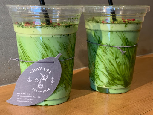 """""""Drinkable pistachios"""": A nutty matcha lover's dream beverage"""