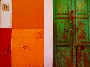 "Photo: ""D"" ~ Guanajuato, Mexico © 2011 Skip Hunt :: kaleidoscopeofcolor.com"