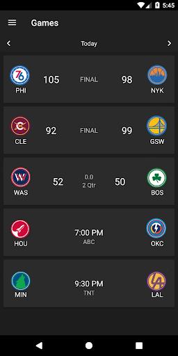 swish - nba scores for reddit screenshot 1