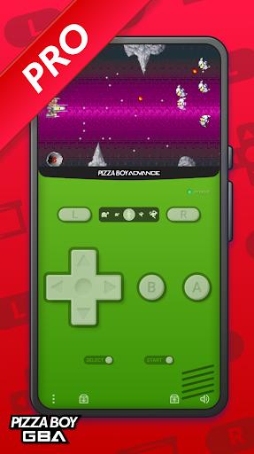 Pizza Boy GBA Pro screenshot 1