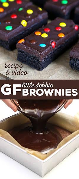 Little Debbie Gluten Free Brownies