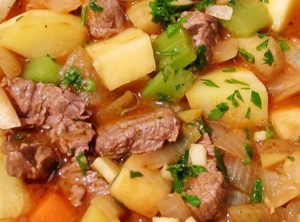 Somerset Cider Stew Recipe