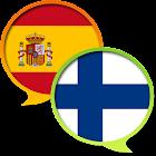Diccionario Español Finlandés icon