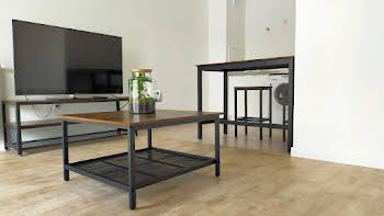 Studio meublé 36 m2