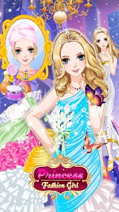 Download Gorgeous Royal Prom-Dream Dressup Games for Windows Phone apk screenshot 1