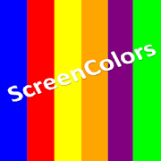 Screen Colors(Burn-in Tool)