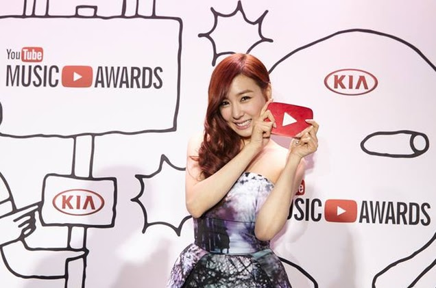 Tiffany SNSD YouTube