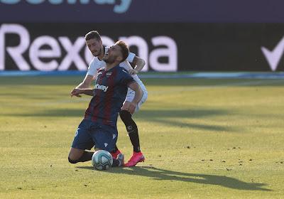 Liga : L'Espanyol chute à domicile et reste bon dernier
