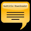 Subtitle Downloader icon