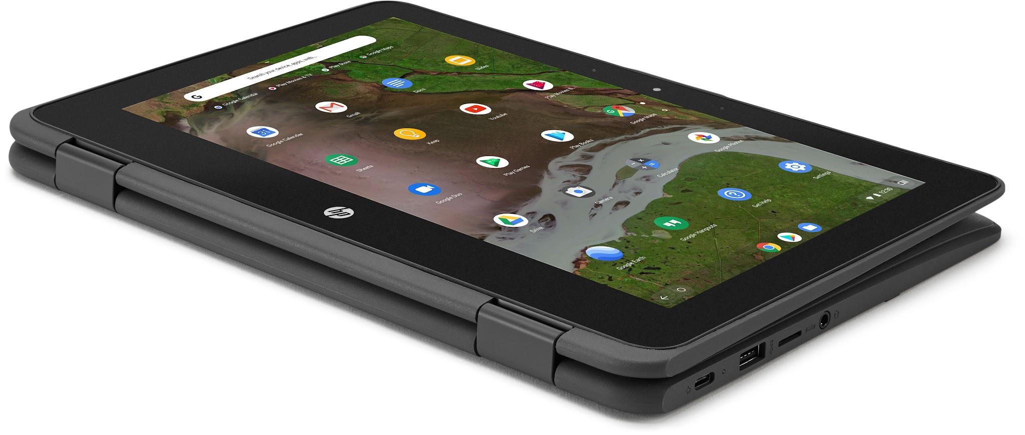 HP Chromebook x360 11 G1 - photo 6