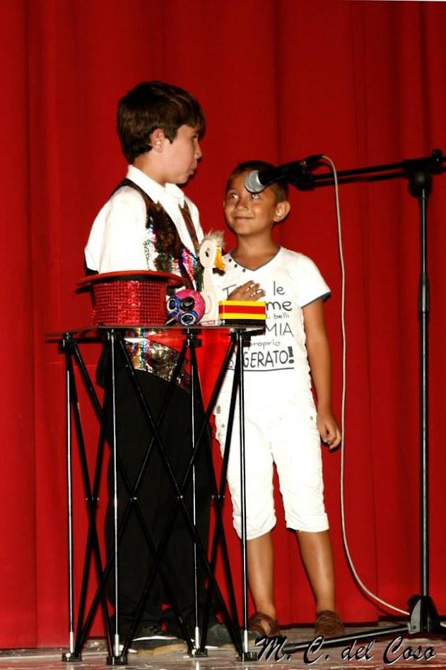 Montty Junior en Cebreros magia