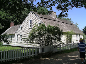 Photo: the Fitch House