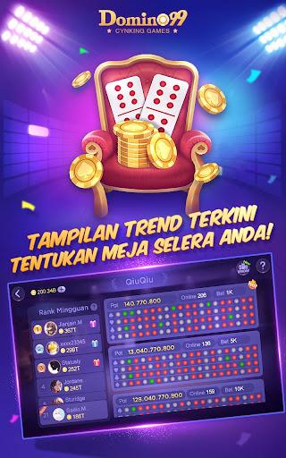 Domino QiuQiu u00b7 99 :  Awesome Online Card Game 2.15.0.0 screenshots 4