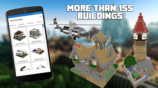 3d blueprints for minecraft android apps on google play 3d blueprints for minecraft screenshot thumbnail malvernweather Gallery