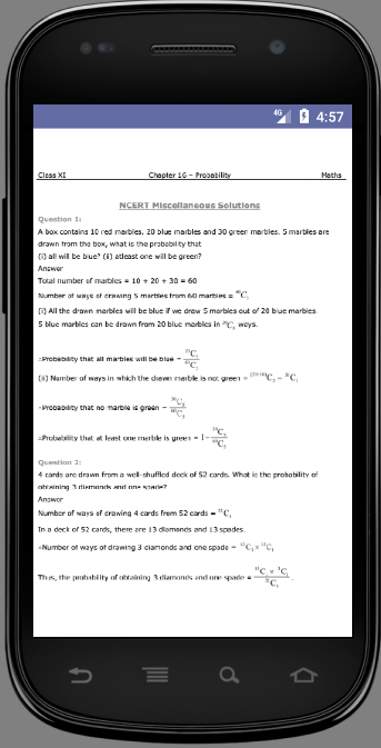 11th Maths NCERT Solution- screenshot