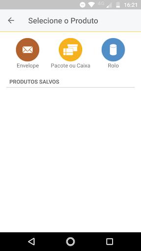 Correios screenshot 6