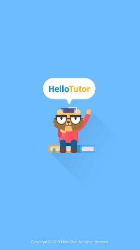 헬로튜터 HelloTutor - 영어 말하기 학습