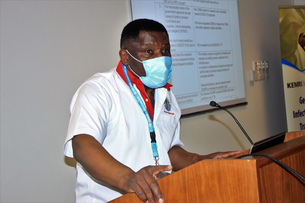 Kenya to begin Covid-19 vaccine trials — Kemri boss