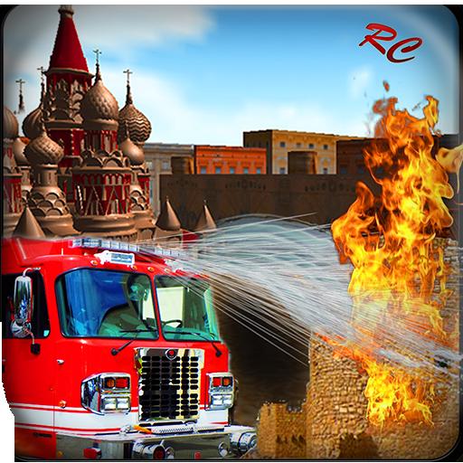 廟城救援消防車 冒險 App LOGO-硬是要APP