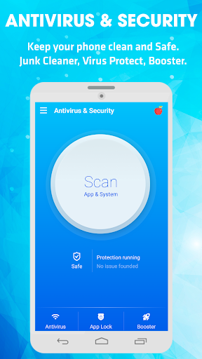 Antivirus & Virus Remover (Applock, Accelerator) 1.1.2 screenshots 1