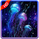 Lucid Jellyfish Live Wallpaper file APK Free for PC, smart TV Download