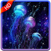 Lucid Jellyfish Live Wallpaper