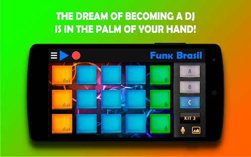 Game Funk Brasil - DJ, Hit me with that beat! APK for Windows Phone