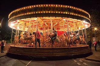 Photo: Merry Go Round