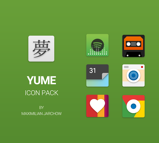Yume - Icon Pack