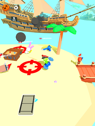 Gang Boxing Arena: Stickman 3D Fight apkpoly screenshots 18