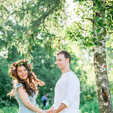 Wedding photographer Kira Sokolova (kirasokolova). Photo of 25.06.2017