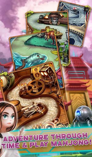 Mahjong New Dimensions - Time Travel Adventure modavailable screenshots 1