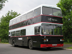 Photo: The Confidence Olympians Day Out - 16/05/2009 Second vehicle of the day was ex Crosville A139SMA which was photographed in a suitably leafy location.