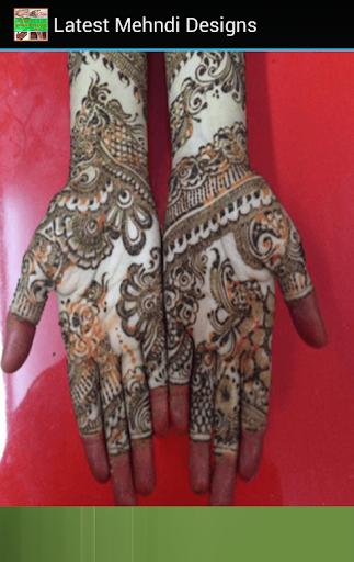 Latest Mehndi Designs Apk Download 5