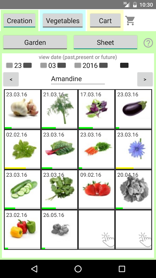 square foot gardening android apps on google play