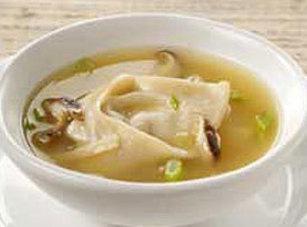 Won Ton Soup Recipe