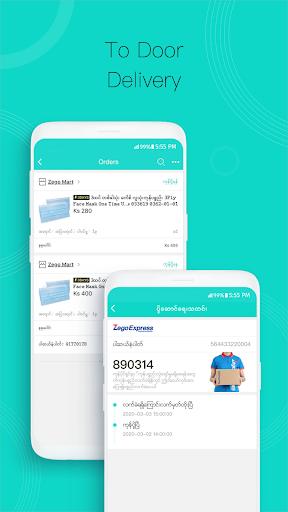 ZegoBird - Online Shopping Myanmar 2.9.1 screenshots 3