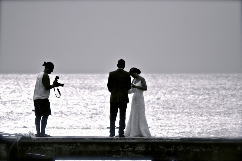 Sposi e Fotografo di Nicolas Bernardi Imagine