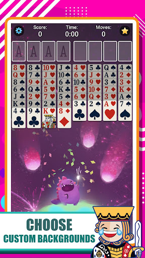 FreeCell Solitaire 5.4.0.3366 screenshots {n} 3