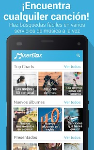 Descargar+Musica+GRATIS+MP3+Music+Player Screenshot