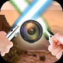 Lightsaber on Photo Editor icon